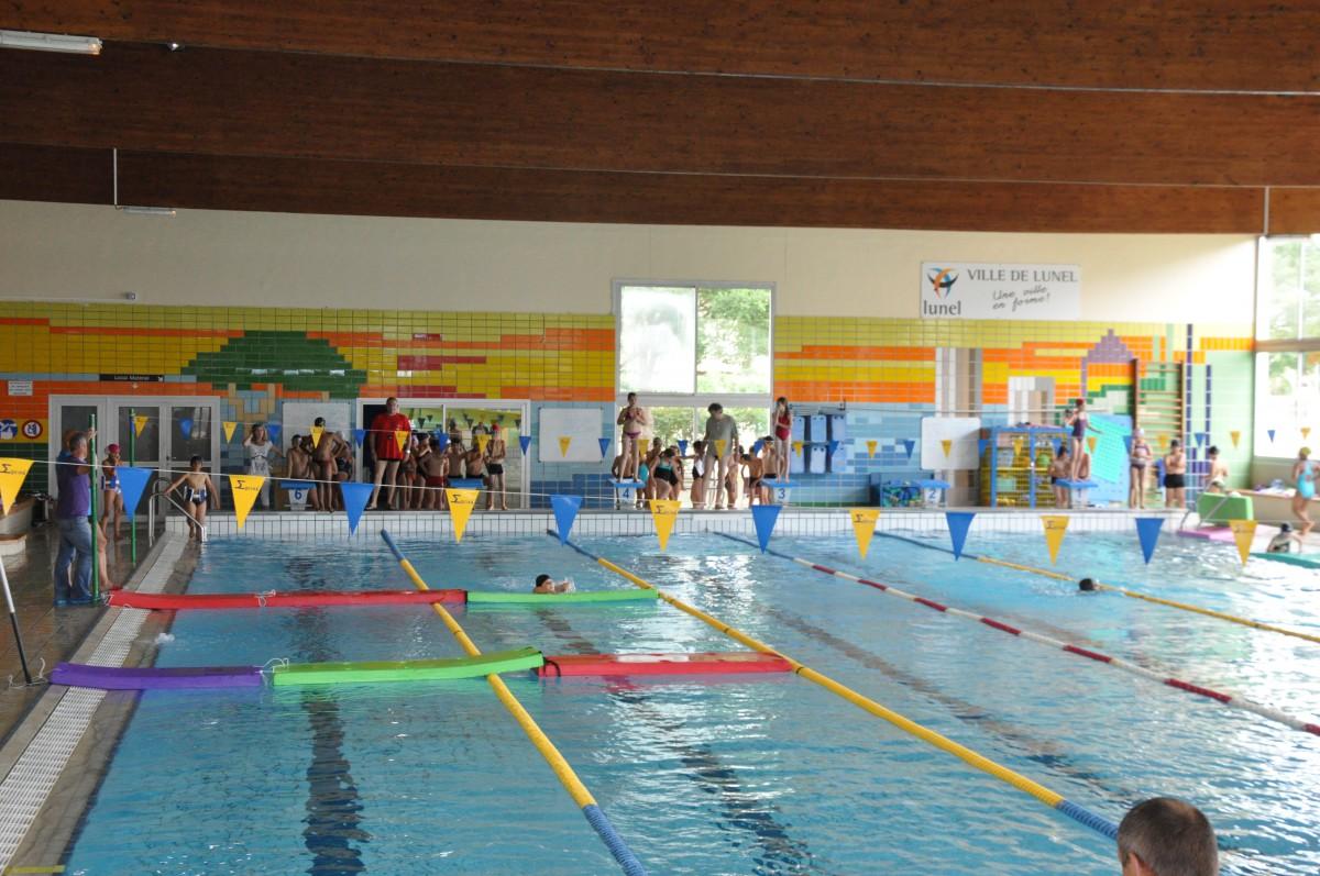 La piscine aqualuna ville de lunel - Horaire piscine schiltigheim ...